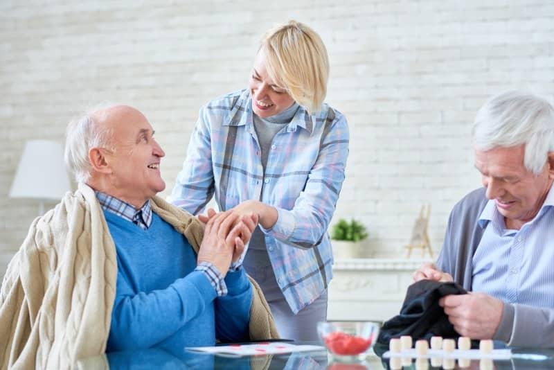 Senioren Wohngemeinschaft elai pflegeteam berlin