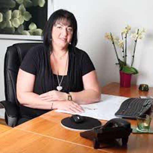 Sabine Henschel vom Fachpflegeteam Elai
